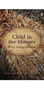 child in the manger, Christmas, sinclair ferguson