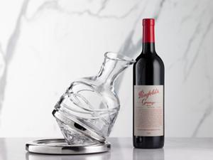 penfolds, luxury, grange, wine