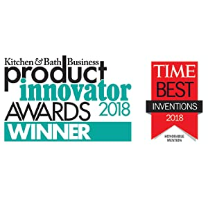 awards, time magazine, tubshroom, tub shroom, sink shroom, sinkshroom, drain clogged, clogged, drain