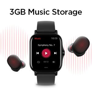 3GB Music Storage