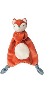 fox lovey soft toy