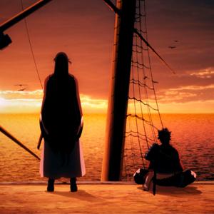 Segelschiff Anime