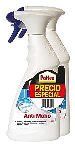 Pattex Baño Sano No Más Moho, silicona antimoho e impermeable ...