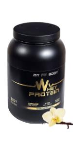 MYFITBODY Whey Protein Elite - Proteína de Suero de Leche ...
