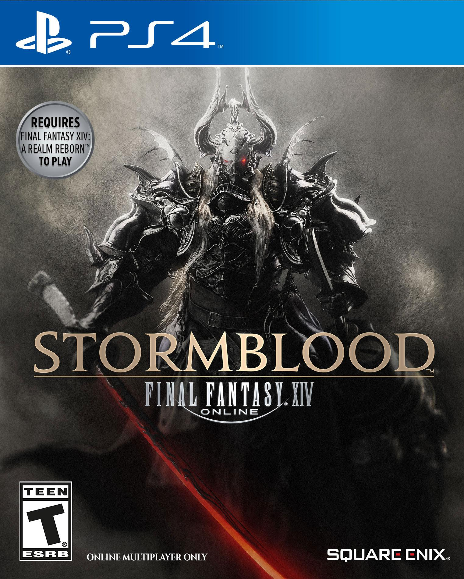 Amazon com: Final Fantasy XIV: Stormblood [Online Game Code