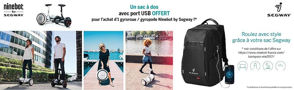 gyropode Ninebot Mini Pro