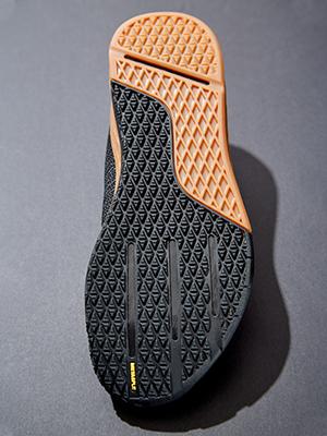 Sole of Reebok Nano 9