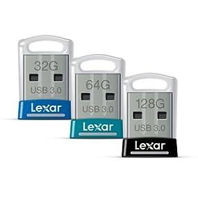 Lexar JumpDrive S45 USB 3.0 Flash Drive