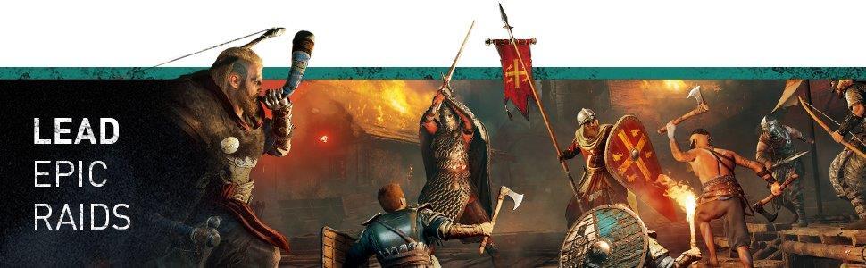 Assassin's Creed Valhalla Epic Raids
