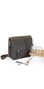 Wine and cheese tote, Wine tote, wine bag, wine and cheese bag, wine accessories, wine gifts, wine