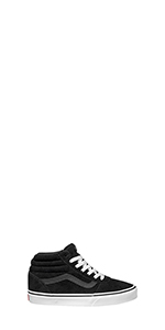 Vans Damen Ward Sneaker, Grün ((SuedeCanvas) Olive Qz2