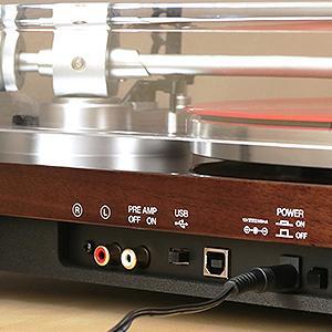 Akai Pro BT-500 - Tocadiscos de correa de calidad Premium para ...