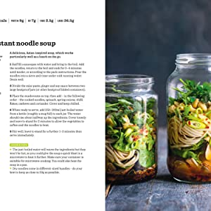 Almost Instant Noodle Soup - 210 Calories Per Serving