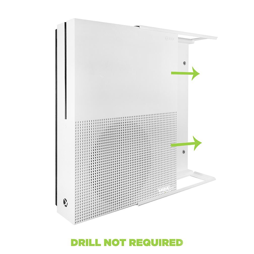 Amazon Com Hideit X1s Mount White Xbox One S Wall