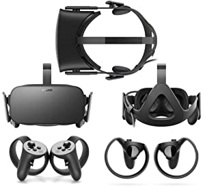 Oculus Rift Oculus Touch Controller Amazon Co Uk Pc