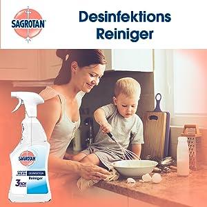 Desinfektion Reiniger