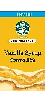Sugar-Free Vanilla Syrup