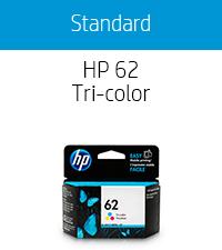 HP 62 Ink Cartridges