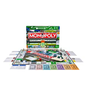 ELEVEN FORCE Monopoly Real Betis (81625), Multicolor, Ninguna ...