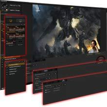 AVerMedia Live Gamer Extreme 2, USB3.0 Streaming de juego y captura de video, 4K Pass-Through, Full HD, Ultra baja latencia, para YouTuber, Streamer, ...