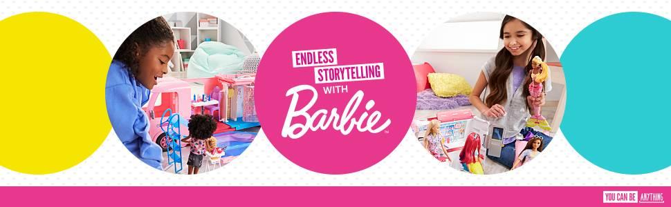 Barbie FJF38 Fashionistas Doll Rosey Romper: Amazon.co.uk