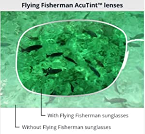 50f0d07cb6 Amazon.com   Flying Fisherman Cape Horn Polarized Sunglasses