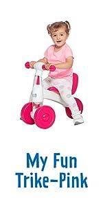 My Fun Trike - Pink