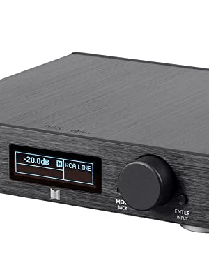 Monolith Desktop Headphone Amplifier and DAC with THX AAA Technology (Dual  AKM 4493 Dacs & Dual AAA-788 Modules)