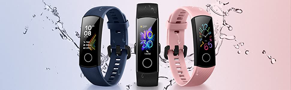 Fitness Tracker; Band; Honor; Honor Band 5