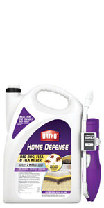 Amazon Com Ortho Home Defense Bed Bug Flea Tick Killer Powder Garden Outdoor
