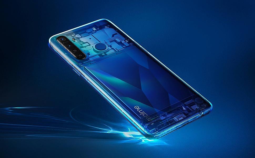 Realme 5 - Smartphone de 6.5