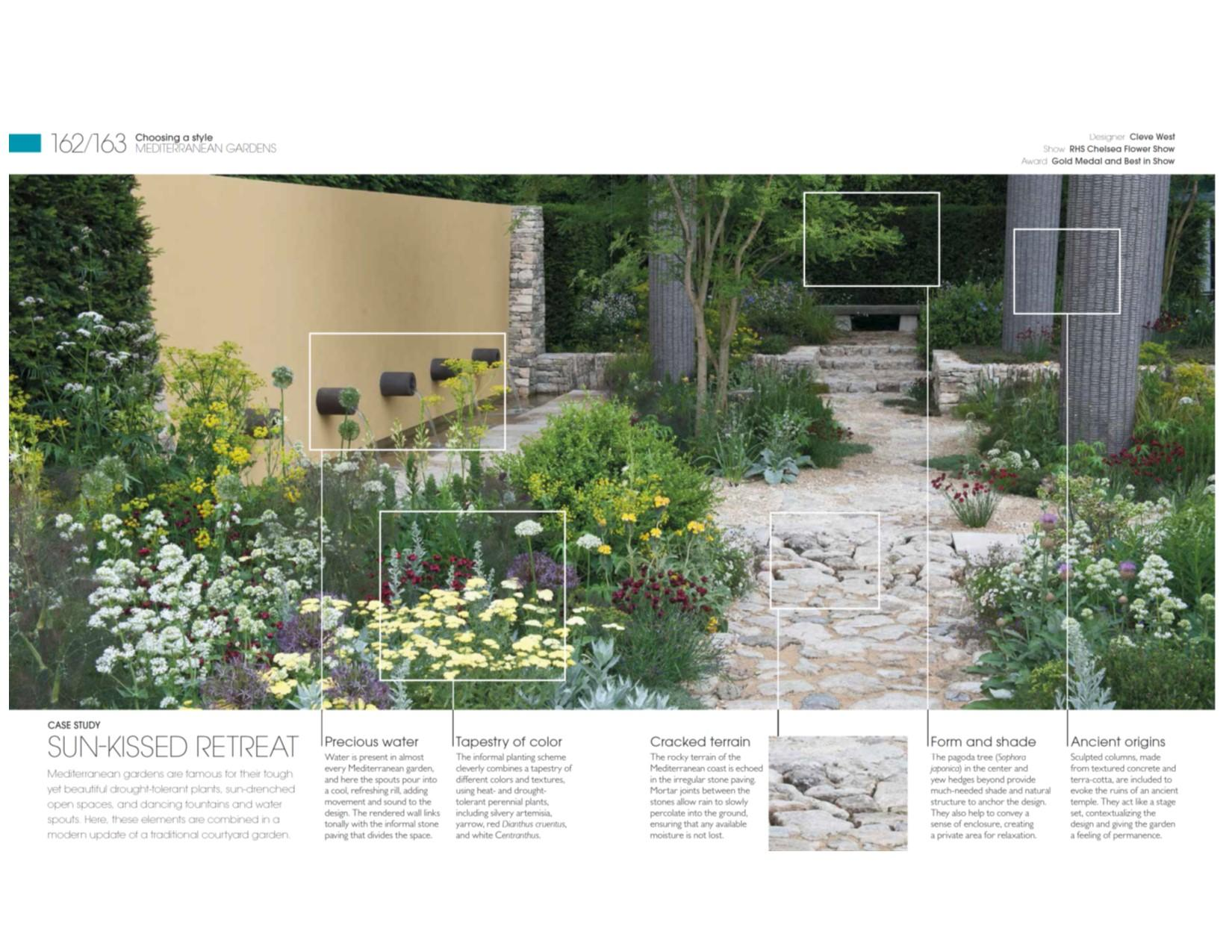 encyclopedia of landscape design planning building and planting