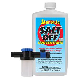 salt remover,mixer,applicator,salt away,salt terminator,de salt,star brite