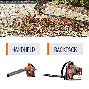 Handheld Leaf Blower Backpack Blower