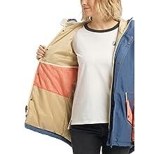 hoodie burton sweatshirt zip up hood drawstring pockets warm casual winter cold weather fall men