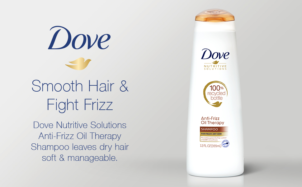 smooth hair, oil therapy, shampoo