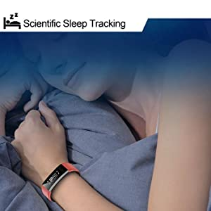 scientific sleep tracking