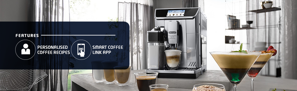 Delonghi Fully Automatic Coffee Machine