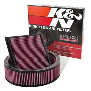 Amazon Com K Amp N Performance Cold Air Intake Kit 57 2583