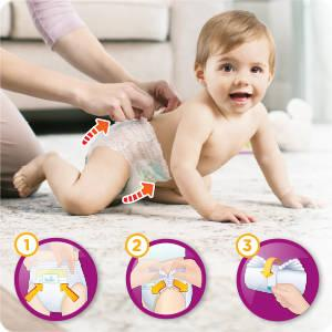 Pampers Premium Active Fit Nappy Pants
