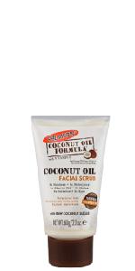 Coconut Oil Facial Scrub