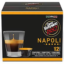 caffè vergnano capsule compatibili dolce gusto