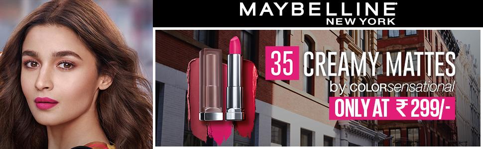 creamy matte lipsticks