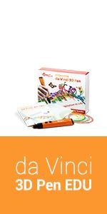 da Vinci 3D Pen EDU Bundle