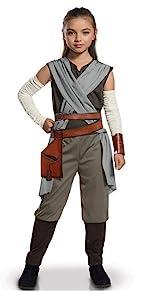 Child Rey Costume