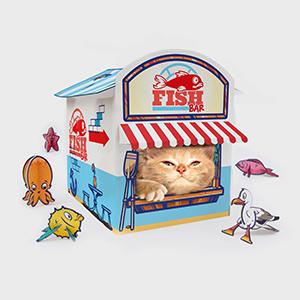 cat kiosk