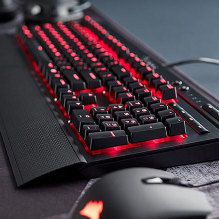 Amazon.com: CORSAIR K68 Mechanical Gaming Keyboard