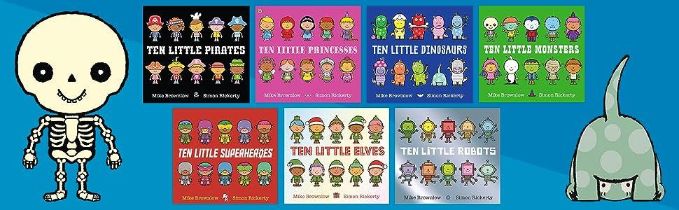 Ten Little Series Image