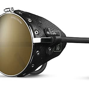 299e0a4d636 Amazon.com  Vermont Classic Sunglasses  Chrome Black with Spectron 4 ...