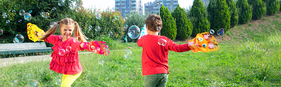 kids water tables for outside, yard toys, giant bubble wands, bubble machine, bubbles for kids